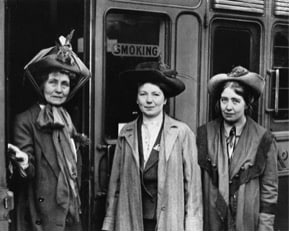 Description : Pankhurst sisters: the bitter divisions behind their fight for ...