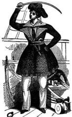 Description : Femme pirate — Wikipédia