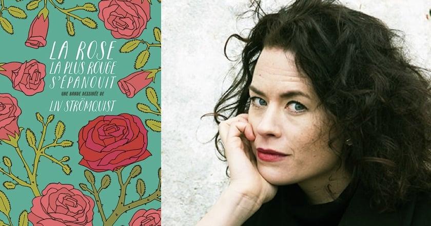 La Rose la plus rouge s'épanouit, de Liv Strömquist : décortiquer l'amour  dans ses moindres détails - Missives